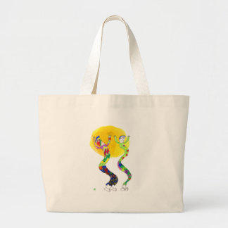 2 Dancers dancing in the Sun Canvas Bags