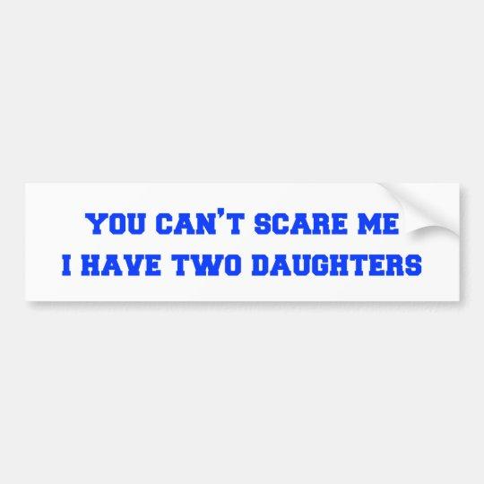 2-daughters-freshman-blue.png bumper sticker