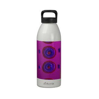 2 de alta tecnología botella de beber