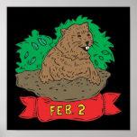 2 de febrero poster