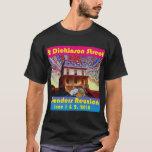 "2 Dickinson Street Founders Reunion T-shirt<br><div class=""desc"">Jay Cady designed this custom art for the 2 Dickinson Street Coop 40th reunion at Princeton,  and Richard Sonnenfeld put it on Zazzle!</div>"