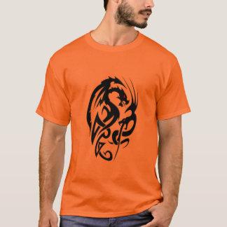 2 Dragons black T-Shirt