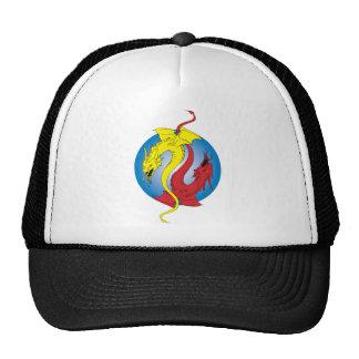 2 Dragons Hat