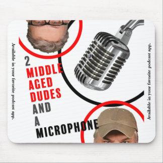2 Dudes Mouse Pad