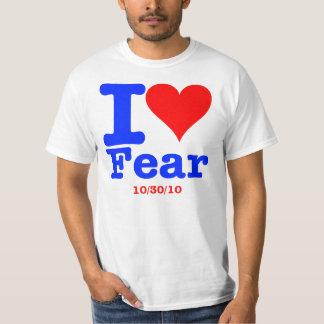 2 echó a un lado el miedo - Feardom Poleras