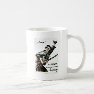 2 Emprunt De La Defense Nationale Classic White Coffee Mug