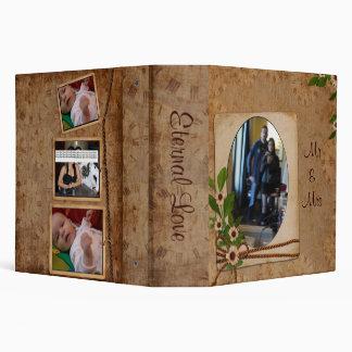"2"" Eternal Love Photo Album Vinyl Binders"