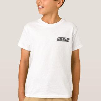 """2 EZY"" boys industrial glass kid light t-shirt"