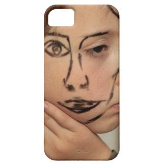 2 FACE iPhone SE/5/5s CASE