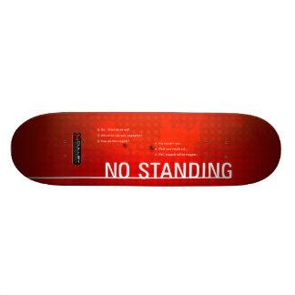 2 flys talking... custom skate board