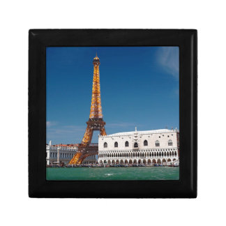 2 for 1 Venice and Paris - Mixed up World Gift Box