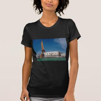 2 for 1 Venice and Paris - Mixed up World Shirt
