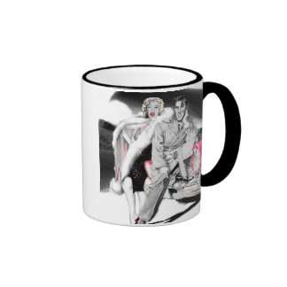 2 For The Road Ringer Coffee Mug
