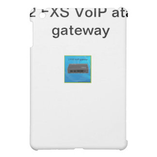 2 FXS VoIP ATA Gateway iPad Mini Cover