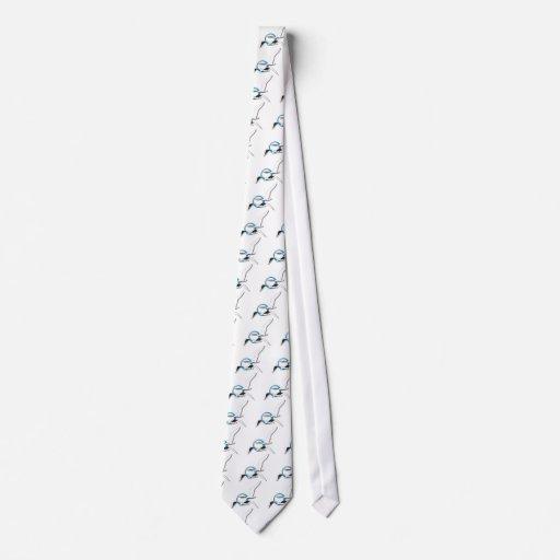 2 gaviotas corbatas personalizadas