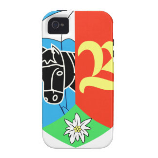 2. GebBeobBtl 83 Vibe iPhone 4 Fundas