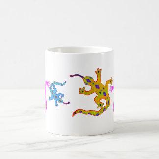2 Geckos Coffee Mugs