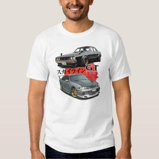 2 Generations - GTR Skyline T-Shirt