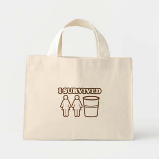 2 Girls 1 Cup Canvas Bag