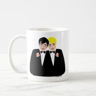 groom groom mug