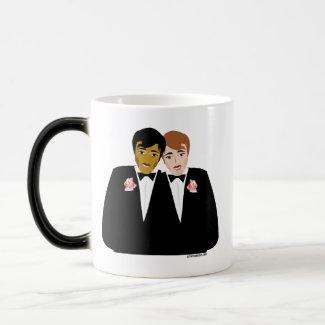 2 Grooms mug