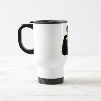 2 Grooms Ethnic Wedding Travel Mug mug