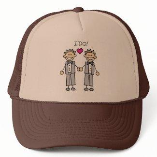 2 Grooms hat