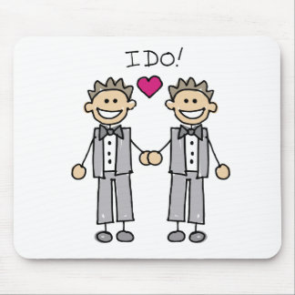 2 Grooms Mouse Mat