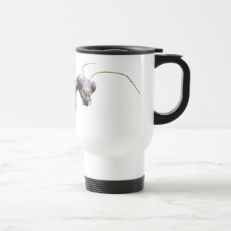 2 Head Mantis mug
