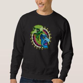 2 Heads Sweatshirt