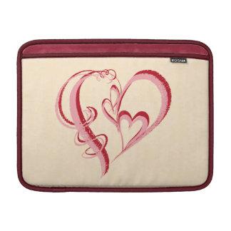 2 HEARTS IN 1 MacBook AIR SLEEVE