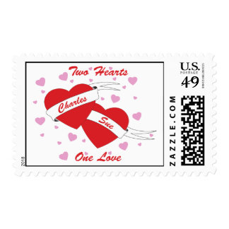 2 hearts one love stamp-002