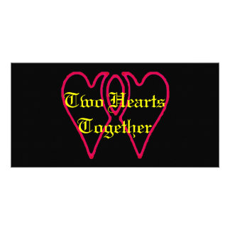 2 Hearts Together The MUSEUM Zazzle Gifts Card
