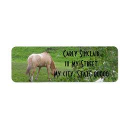 2 Horses Label