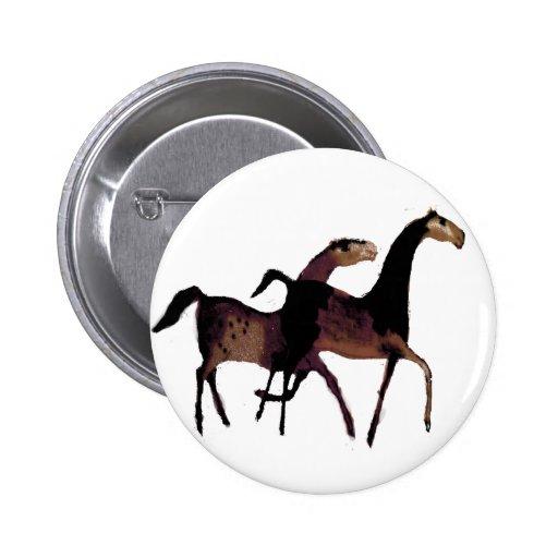 2 Horses Pins