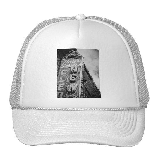 2 hour service trucker hat
