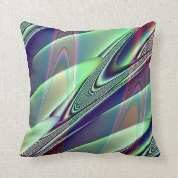 2 in 1 Design American Mojo Throw Pillow