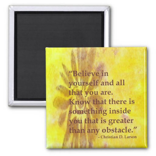 2 Inch Square Magnet 100% Recycled Paper
