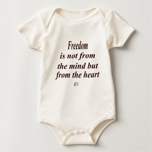 2 inspirational quote_freedom.png baby bodysuit