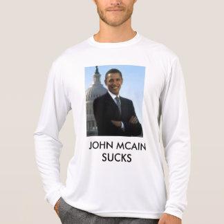 2, JOHN MCAIN SUCKS SHIRT