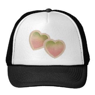 2 Joined Hearts Trucker Hat