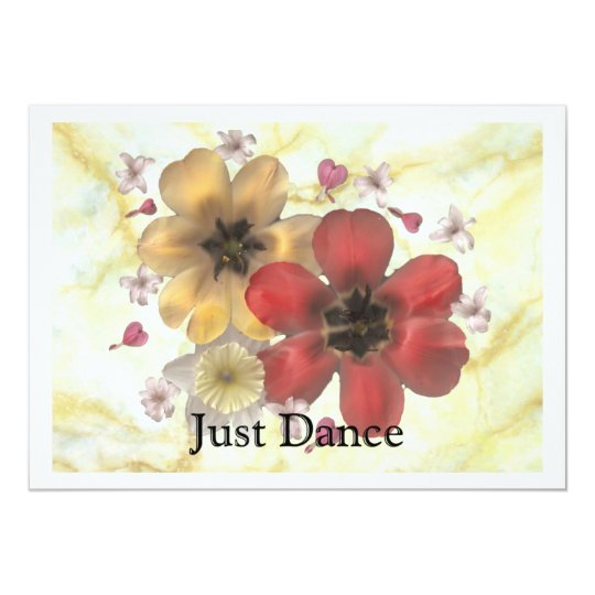 2 Just Dance Card