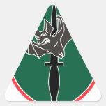 2. KdoSpezK Pegatina Triangular