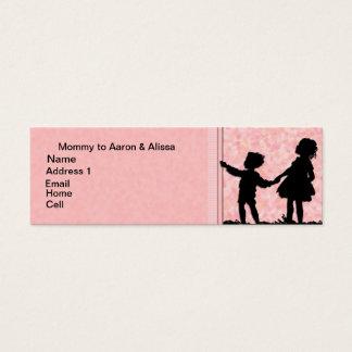 2 Kids Mommy Card