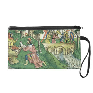 2 Kings 16 9-16 The people of Damascus are taken c Wristlet
