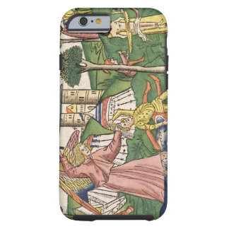 2 Kings 19 35-37 God's vengance on Assyria, from t Tough iPhone 6 Case