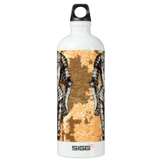 2 Knights Water Bottle