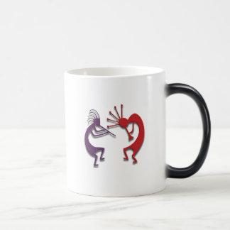 2 Kokopelli #118 Magic Mug