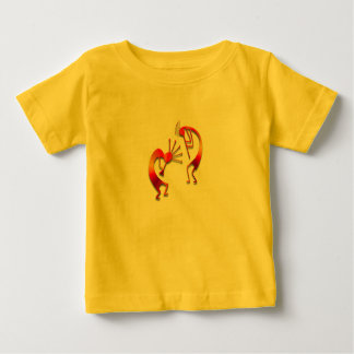 2 Kokopelli #27 Baby T-Shirt