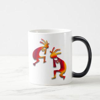 2 Kokopelli #28 Magic Mug
